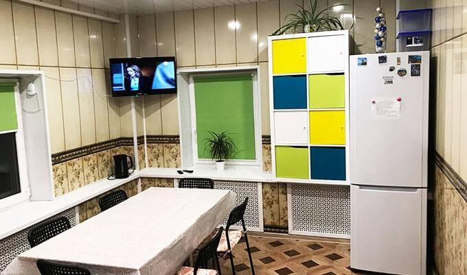 Отличный хостел в центре Москвы на 39 мест