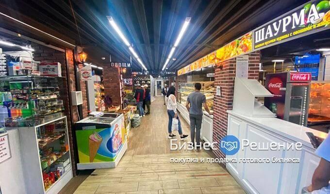 Стрит-ритейл у метро Кожуховская (арендный бизнес)