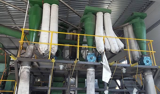 Производство резиновой крошки из автомобильных шин