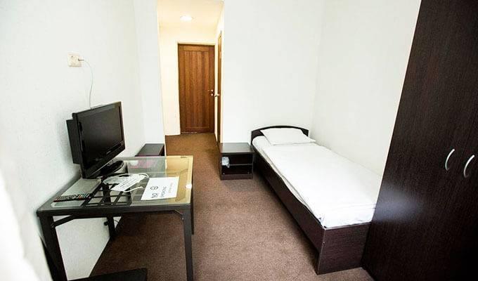 Мини-отель на Выставочной