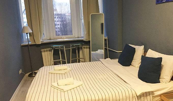 Мини-отель с отличной локацией в центре Москвы