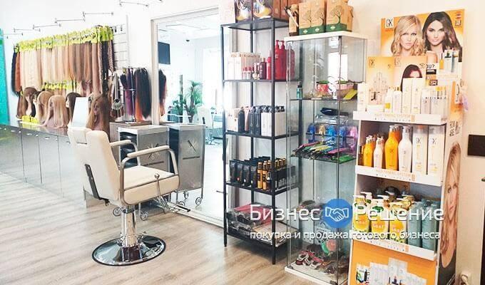 Известный бренд – студия наращивания волос с высокой прибылью
