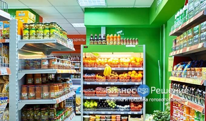 Магазин продуктов в ЦАО