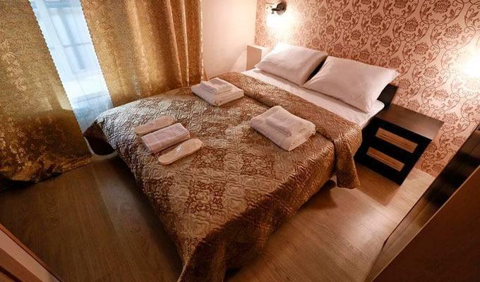 3-звездочный мини-отель в центре Москвы