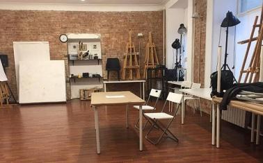 Уникальная школа рисования в центре Москвы