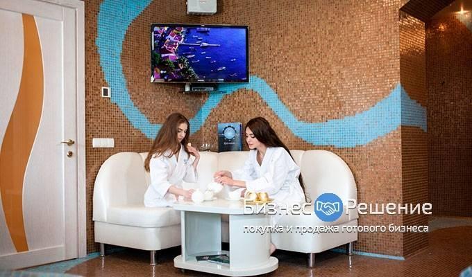 Салон красоты в центре Москвы, прибыль 1,5 млн руб
