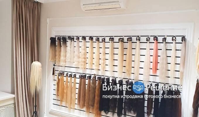 Салон наращивания волос на Маяковской