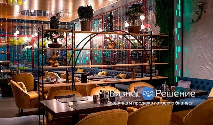 Ресторан под ключ в Центральном округе Москвы