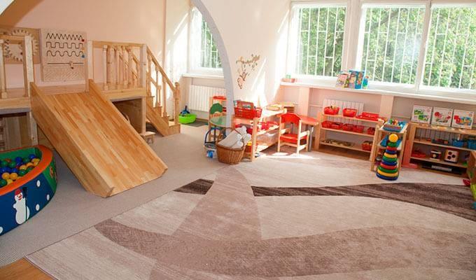 Прибыльный развивающий инклюзивный детский центр
