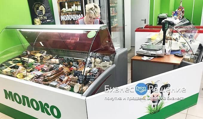 Розничная точка фермерских продуктов в Западном округе Москвы