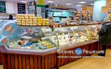Торговый павильон в Братеево