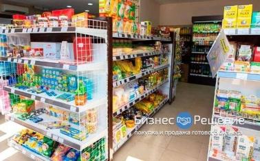 Продуктовый магазин, общепит и пекарня