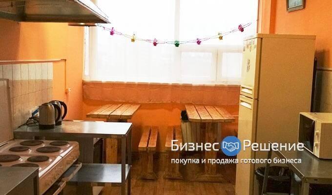 Хостел-общежитие в НЕЖИЛОМ помещении