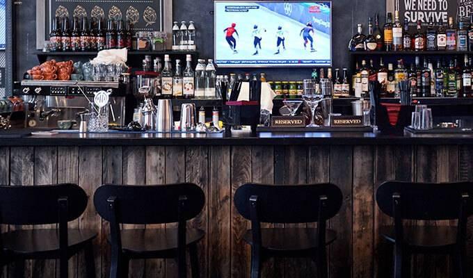 Пивной ресторан с зарегистрированным брендом в МО