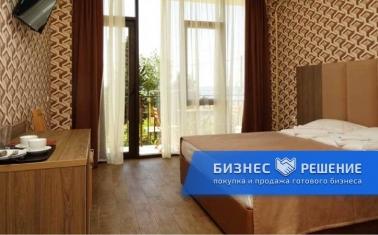 Мини отель с наработанной клиентской базой