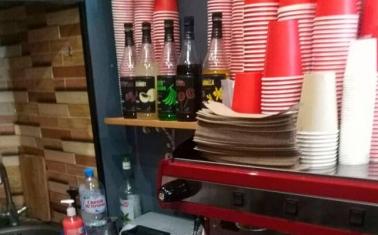 Кофейня — 300 метров от метро, большой трафик