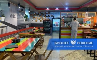 Кафе вьетнамской кухни на набережной Москва-реки