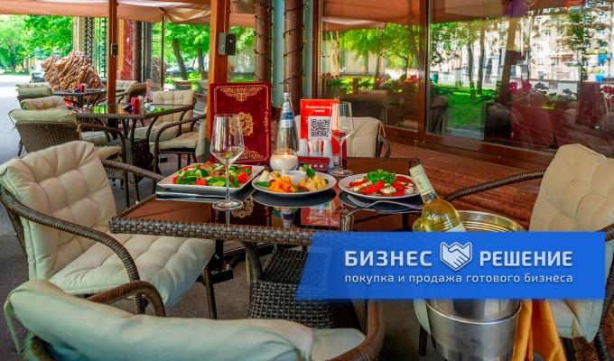 Ресторан в пешей доступности от метро Сокол