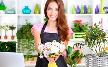 Цветочный магазин на Бутырской
