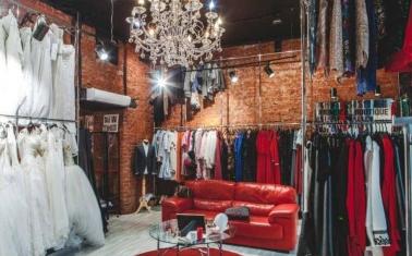 Бизнес по прокату и продаже вечерних  платьев