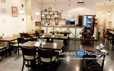 Кафе-столовая в бизнес-центре рядом с метро Бибирево
