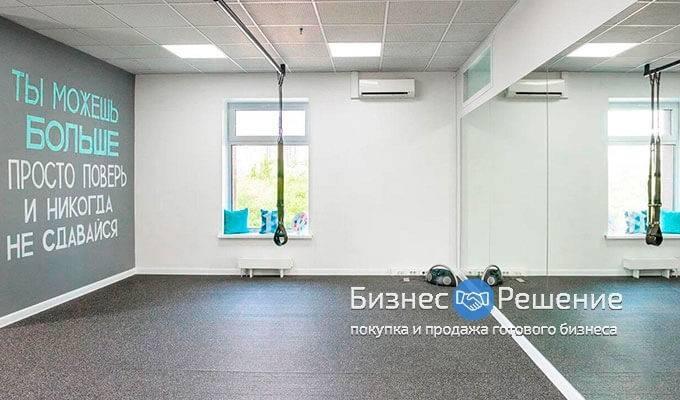 Фитнес-студия у метро Славянский бульвар