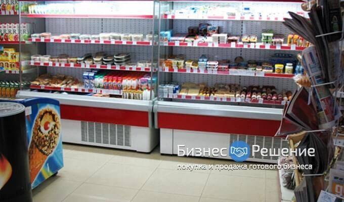 Продуктовый магазин (мини-маркет) в ЮЗАО