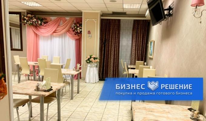 Кафе-столовая у метро Семеновская