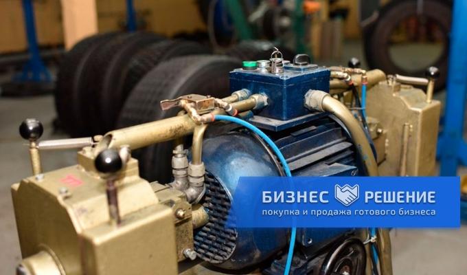 Производство по восстановлению грузовых шин в МО