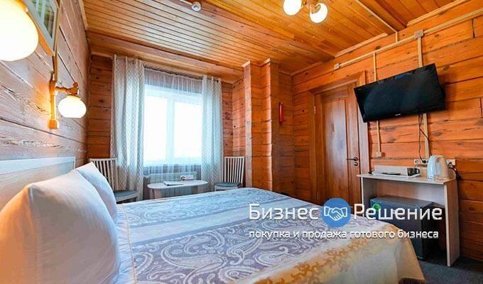 Гостевой комплекс на Байкале (восточное побережье)