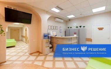 Многопрофильная медицинская клиника у МЦК ЗИЛ