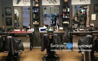 Действующий барбершоп в Путилково