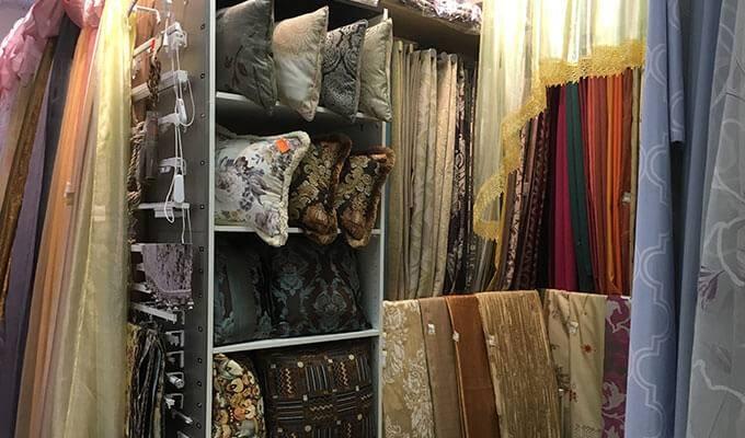 Салон штор — полный спектр услуг по украшению окон
