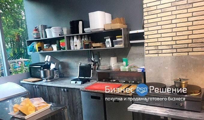 Кафе недалеко от метро Площадь Ильича