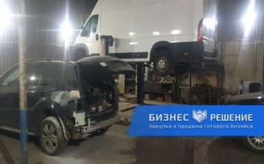 Продается Автосервис  кузовного ремонта в Западном Бирюлёво