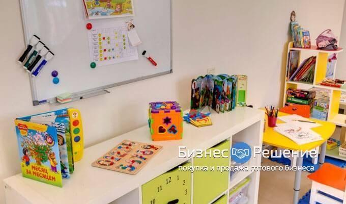 Детский сад с образовательной лицензией ЗАО