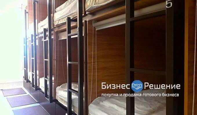 Перспективный хостел у метро Озерная