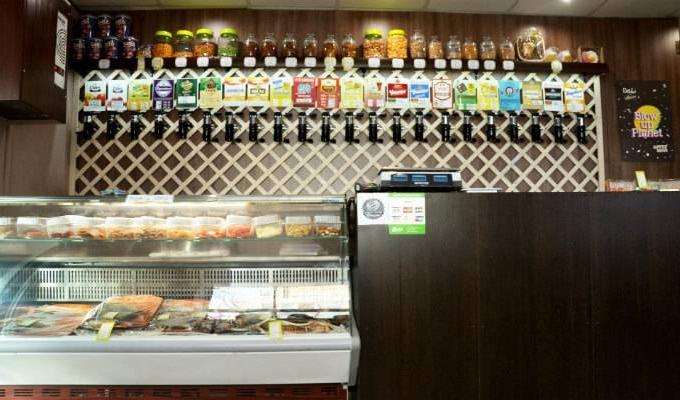 Магазин-бар разливного пива без конкуренции