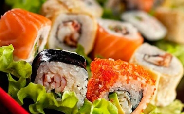 Служба доставки японской и европейской кухни — СВАО