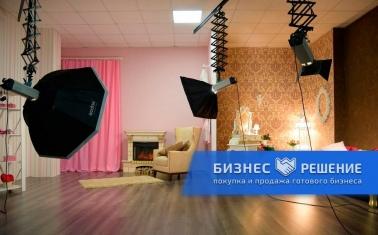 Профессиональная фотостудия с базой клиентов