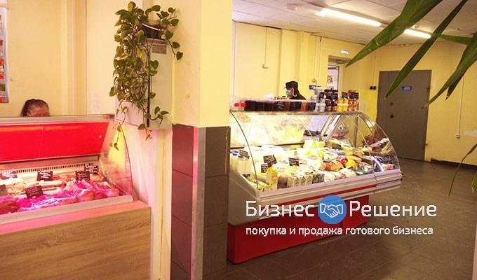 Продуктовый магазин и пивная лавка в Щелково