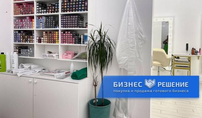 Салон красоты в новом ЖК бизнес-класса