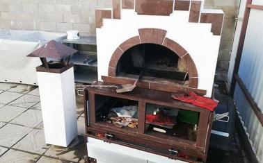 Кейтеринговая служба — традиционная русская кухня, приготовленная в дровяной печи