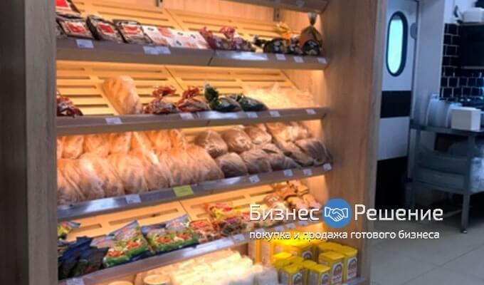 Супермаркет с кафетерием и кулинарией в СВАО