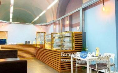 Кафе-пекарня на Бауманской