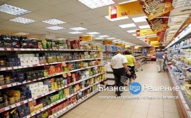 Продуктовый магазин на Лубянке