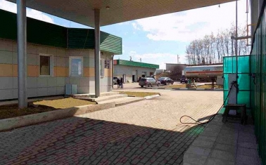 Газозаправочный комплекс в г. Дмитров