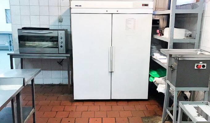 Пищевое производство с собственным общежитием