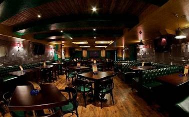 Популярный диско-бар в центре столицы