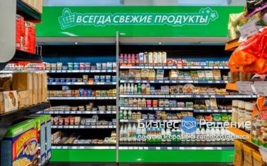 Продуктовый магазин по известной франшизе